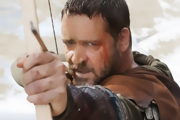 Russell Crowe par Colorfarma